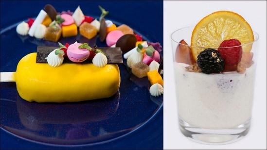 Mango-Mint Popsicle Summer Berry Salad, Plum Walnut Palm Jaggery Kheer for Maa(Ravish Mishra, Executive Chef, The Westin Goa)