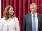 The couple said that they plan on remaining co-chairs and trustees of the Bill & Melinda Gates Foundation.(Reuters)