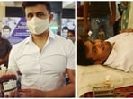 Sonu Nigam was criticised for not wearing a mask while donating blood earlier this month.