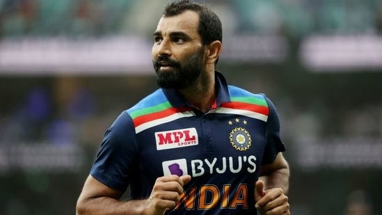 File Photo of Mohammed Shami(REUTERS)