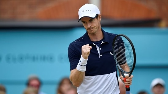 FILE PHOTO: Britain's Andy Murray(Action Images via Reuters)