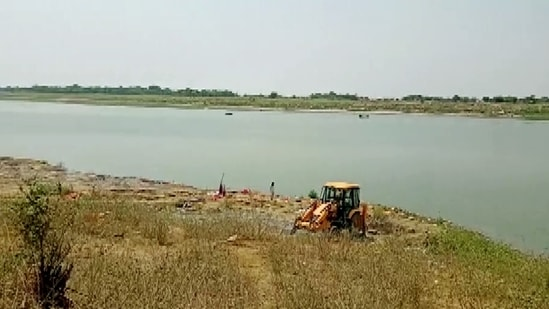 KK Upadhyay, however, was quick to claim that these bodies could have floated downstream from neighbouring Uttar Pradesh.(ANI)
