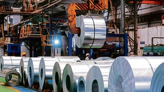 Production of steel has suffered because of the shortage of medical-grade oxygen. This, in turn, has affected industries that use steel as raw material, including automobiles. (Bloomberg)