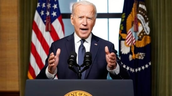President Joe Biden speaks .(AP File Photo)
