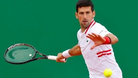 Serbia's Novak Djokovic: File photo(REUTERS)