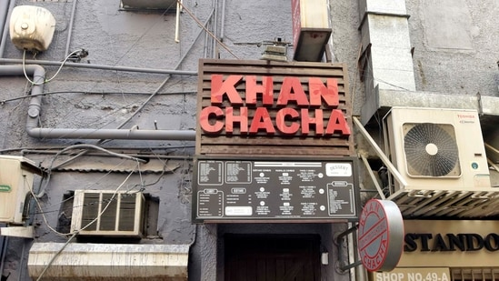 Navneet Kalra has been on the run since the recovery of 524 oxygen concentrators from three of his restaurants — Khan Chacha, Town Hall and Nege & Ju between Wednesday and Friday, according to investigators.(HT Photo)