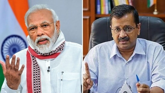Kejriwal, in his letter wrote, the Indian government can do away with vaccine production monopoly using the patent law.(HT Photo)