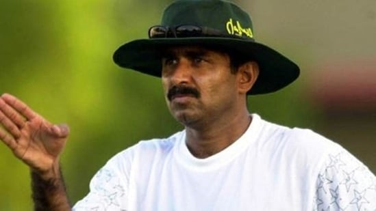 File photo of former Pakistan captain Javed Miandad.(Twitter)