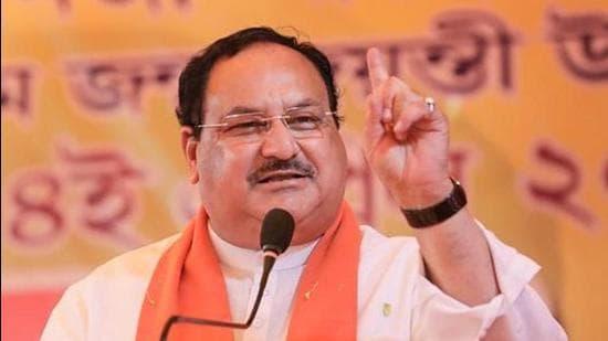 BJP chief JP Nadda. (File photo)