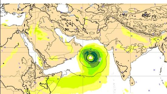 First cyclone of 2021 likely to form over Arabian Sea on May 16