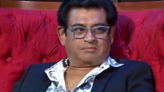 Amit Kumar on Indian Idol 12.