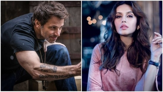 Huma Qureshi and Zack Snyder have worked together in his upcoming movie Army of the Dead.