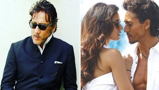 Disha Patani is rumoured to be dating Jackie Shroff's son Tiger Shroff.