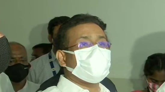 Tope said that only 35,000 doses of Covaxin are available.(ANI file photo)