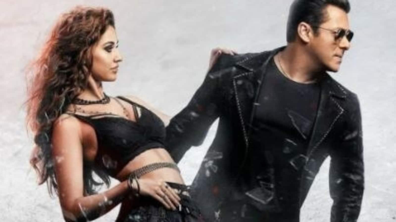 Disha Patani calls Radhe Your Most Wanted Bhai 'fun' movie: 'I haven't done  a massy film before'   Hindustan Times