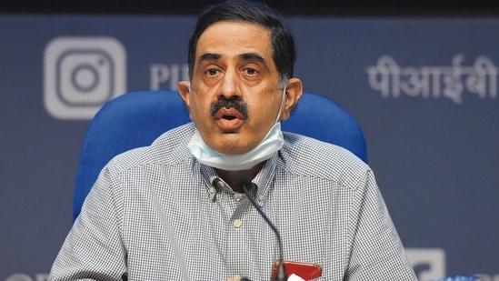 ICMR director-general Balram Bhargava.