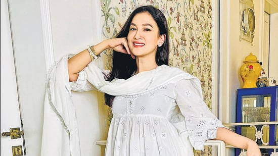 As Gauahar hasn't shopped for Eid this year, the fashionista is going to dig into her wedding gifts and choose from the many outfits she has got.