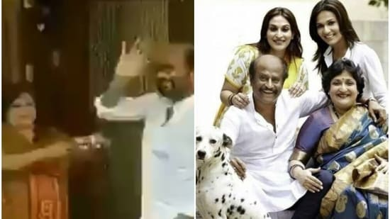 Rajinikanth's film Annaatthe's shoot had to be stopped abruptly after eight crew members tested positive to Covid-19 last year.