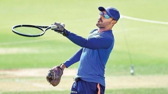 India fielding coach R Sridhar. (File Photo)(Twitter)