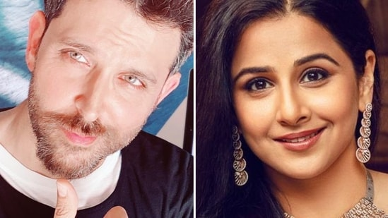 Hrithik Roshan and Vidya Balan have 'quietly' contributed towards Covid-19 relief.