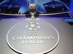 File Photo of the UEFA Champions League trophy.(Getty Images)