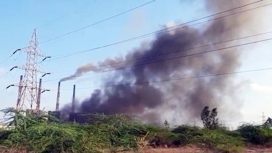 The explosion led to the diffusion of ammonia gas in the plant premises leading to asphyxiation of three men and a woman. (Representational Image / PTI)