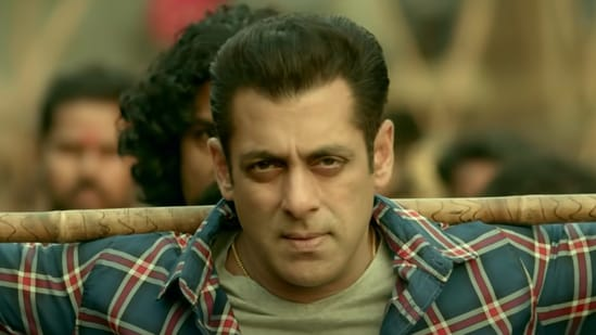 Radhe Your Most Wanted Bhai movie review: Salman Khan plays an affable encounter specialist.