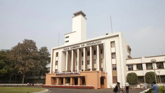 File photo of IIT Kharagpur.(Getty images)