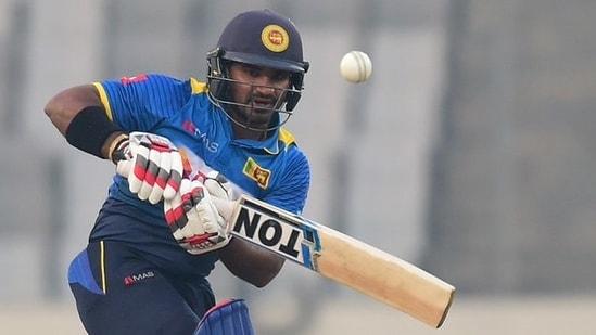 Newly-appointed Sri Lankan skipper Kusal Perera(ICC / Twitter)