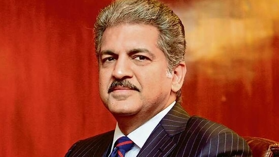 Anand Mahindra's tweet on the good old days has grabbed the attention of netizens.(File photo)