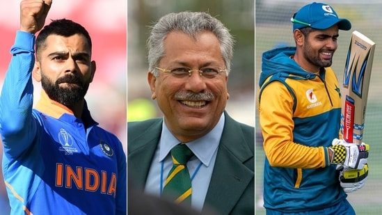 Zaheer Abbas considers Virat Kohli and Babar Azam as his two favourite modern-day batsmen. (Getty Images)