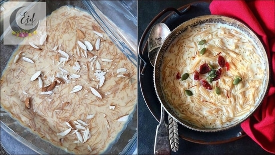 Eid-ul-Fitr 2021: Is it even 'Meethi Eid' without Sheer Khurma? Try recipe here(Instagram/veggiewok/krazy.cultures)