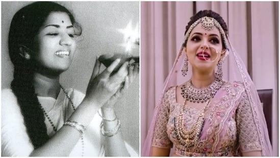 Comedian Sugandha Mishra, known for mimicking singer Lata Mangeshkar, recently married Sanket Bhosale.