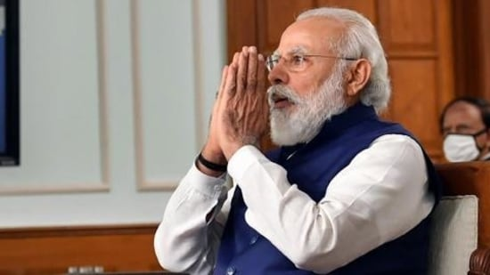 Prime Minister Narendra Modi tweeted his greetings on the occasion of Eid.