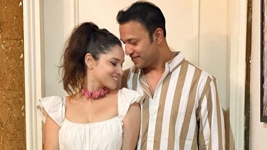 Ankita Lokhande and Vicky Jain have been together for a few years now.