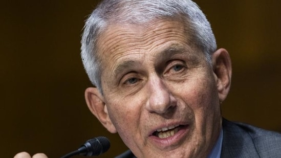 Dr Fauci, who is the Director of the US National Institute of Allergy and Infectious Diseases (NIAID), is also the chief medical advisor to President Joe Biden.