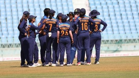 Indian women's cricket team: file photo(BCCI Women / Twitter)