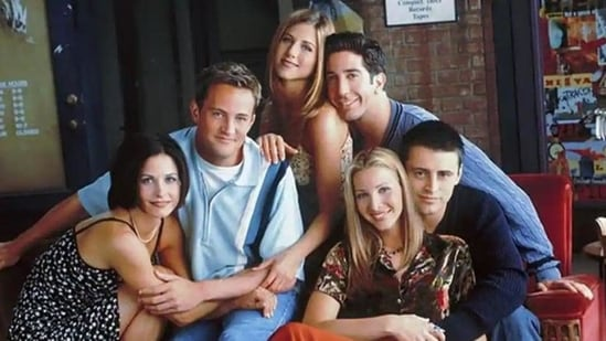 1990s American TV show Friends ended in 2004 but found a new life when it was aired on streaming platforms.