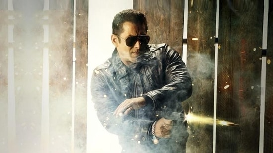 In Radhe: Your Most Wanted Bhai, Salman Khan plays an encounter specialist.