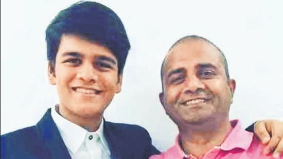 Bhavya Gandhi says his father was proud of his acting and the manner in which he conducted his career in the last 13 years.