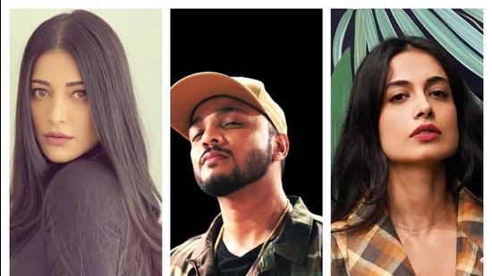 Shruti Haasan, Raftaar, and Sarah Jane Dias feel fear is turning out to be dangerous for mental health of many amid the ongoing Covid-19 crisis.