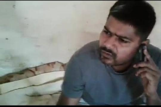 Anshu Dixit, who killed two other gangsters in jail, had 8 criminal cases against him including a 2007 murder of former Lucknow University Student Union general secretary Vinod Tripathi (Sourced)