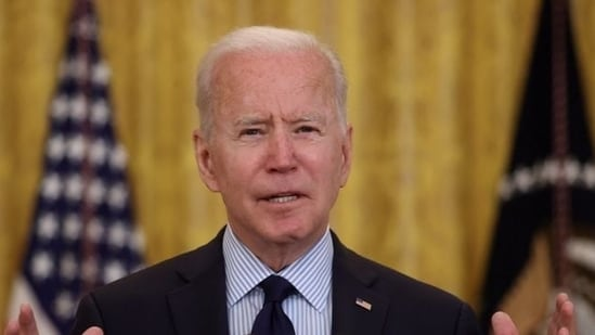 US president Joe Biden also overturned a Trump proclamation suspending entry of immigrants seen as a financial burden to US health care system.(Reuters file photo)