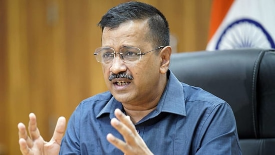 Kejriwal added the Delhi government officials will deliver the oxygen concentrator within two hours to those patients which are under home isolation.(ANI file photo)