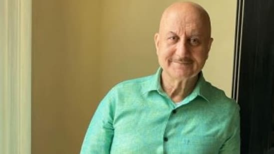 Anupam Kher is part of an initiative called Project Heal India.