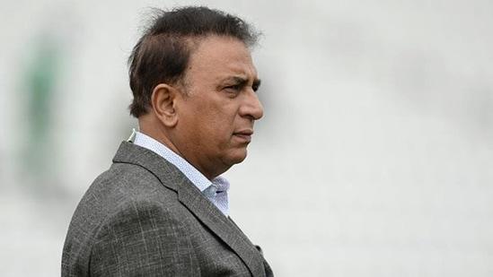 File image of former India captain Sunil Gavaskar.(Getty Images)
