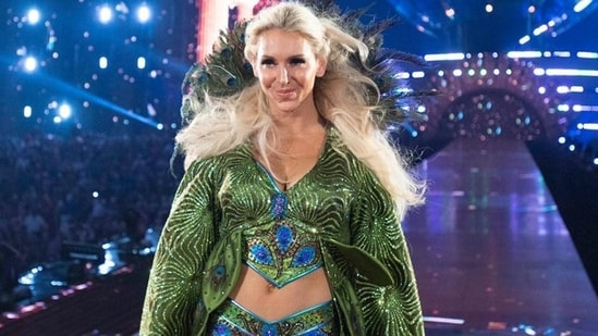 Charlotte Flair is a 13-time WWE women's champion.(Twitter)