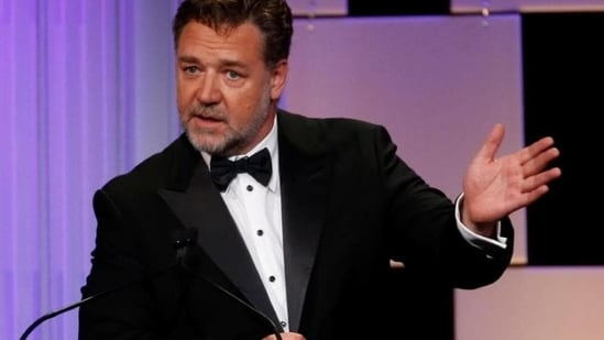 Russell Crowe recently seen in the thriller, Unhinged.(Reuters File Photo)