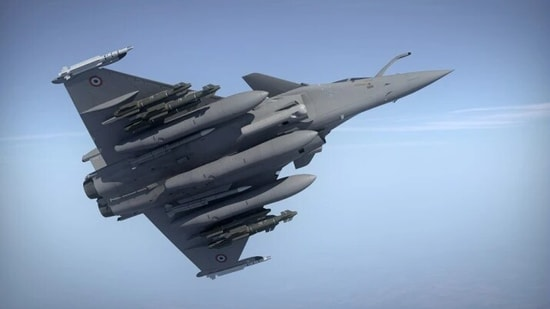 The last five aircraft may be delivered to India in the second-half of 2021 as Egypt has placed an order of 30 Rafale fighter jets. (File photo)