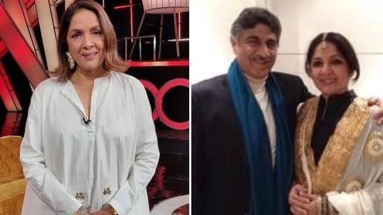 Neena Gupta has been married to Vivek Mehra since 2008.
